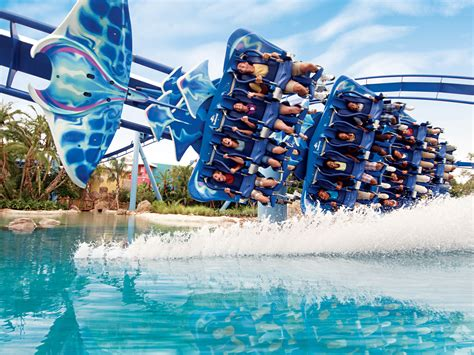 theme park attractions seaworld tickets american attractions