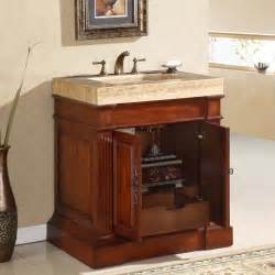 sink bathroom vanity 32 5 quot perfecta pa 148 single sink cabinet bathroom