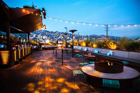 la rooftop chill ivy society