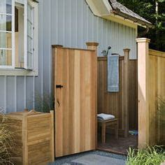 diy outdoor changing room simple diy changing room by the pool outdoor changing room tongue and groove cedar boards