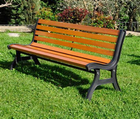 panchine per esterni prezzi panchina in legno e ghisa