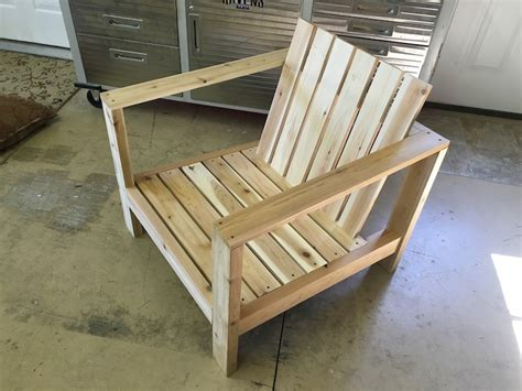 Wood Garden Chairs Plans
