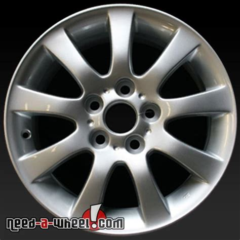 lexus stock rims 16 quot lexus es wheels oem 02 06 es300 330 silver rims 74162