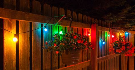 Patio Lights Patio Lighting Ideas Color Me Creative Lights Etc