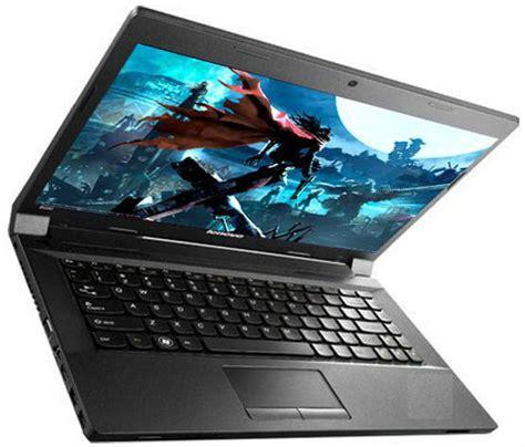 Laptop Lenovo B490 Second Lenovo Ideapad B490 59 349872 I3 2nd 2 Gb 500 Gb Dos Price In India