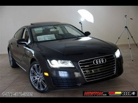 2012 Audi A7 Supercharged by 2012 Audi A7 3 0t Supercharged Sportback Quattro