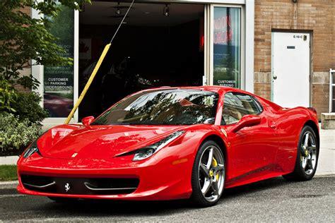 Ferrari 458 Hardtop Convertible by Ferrari 2013 458 Italia Spider 2 Door Hardtop