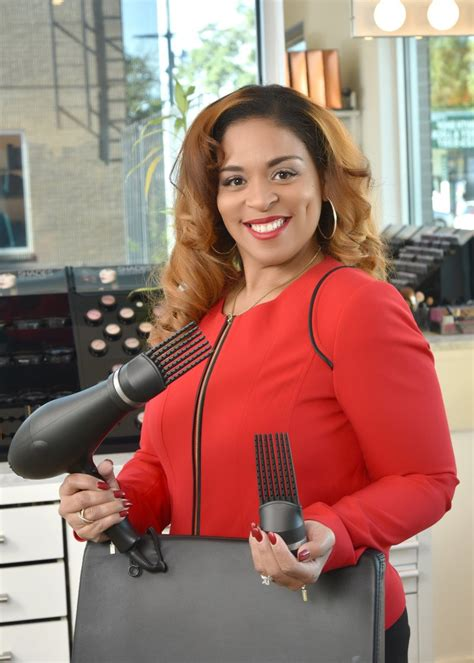 steve harvey world group ceo of perfect hair collection she created her product a weave dryer after her grandma