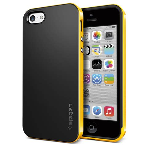 neo hybrid for iphone 5c reventon yellow