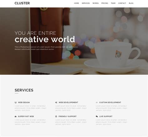 simple bootstrap template 21 creative bootstrap themes templates free premium