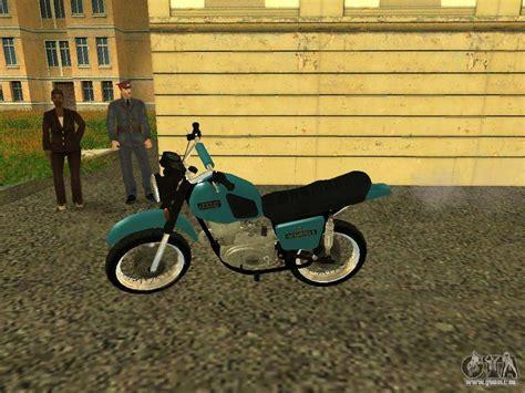 Izh Motorrad Modelle by Izh Planeta 5 F 252 R Gta San Andreas