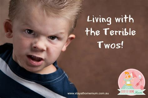living   terrible twos stay  home mum