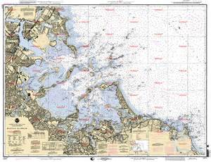 Boston Harbour Map by Map Of Boston Harbor The Full Wiki