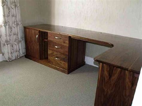 Walnut Corner Desk Walnut Corner Desk Decor Ideasdecor Ideas