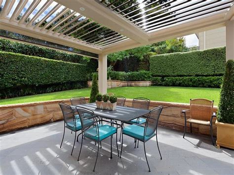 Outdoor Living Design With Gazebo From A Real Australian