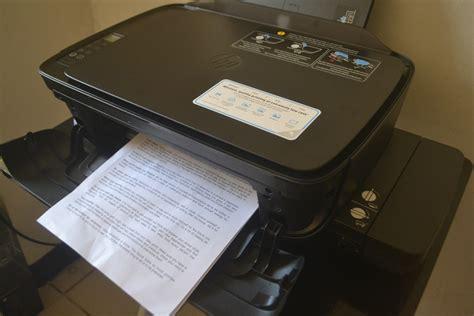 Printer Hp Gt 5820 hp deskjet gt 5820 all in one printer review manila