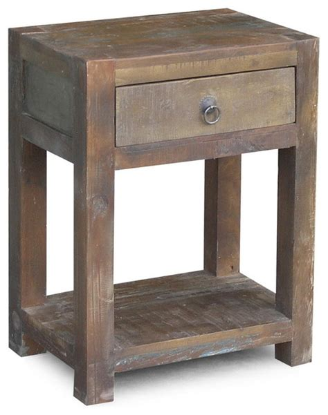 Home Decor Pembroke Pines Rustic End Side Table Drawer 28 Images Rustic Side