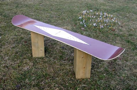 bench snowboard top 10 brilliantly useless do it yourself snowboard