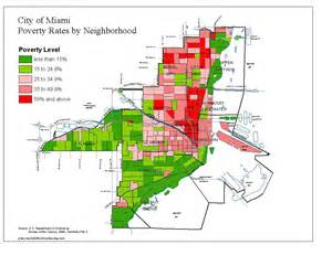 Miami Dade Zoning Map by Planning Demographics 2000