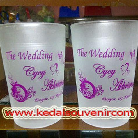 Souvenir Pernikahan Gelas Doff gelas doff standart colour kedai souvenir pusat grosir souvenir pernikahan jakarta souvenir