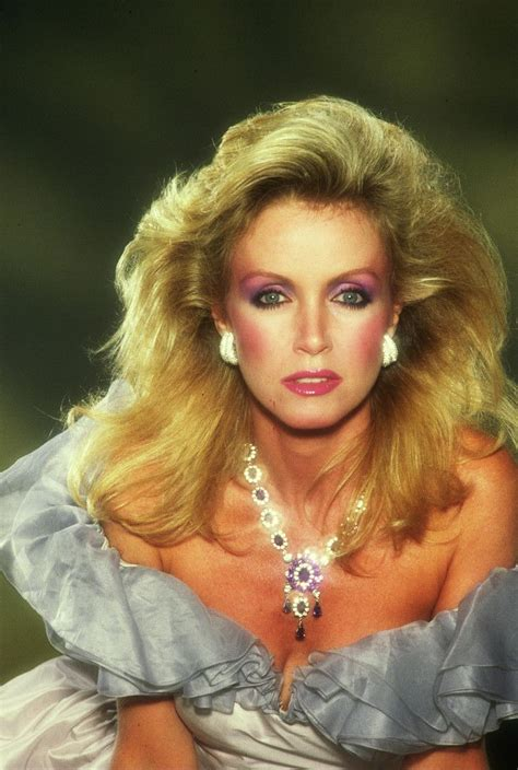 photos of donna mills curly frosted hairstyle from the 89s best 25 donna mills ideas on pinterest knots landing