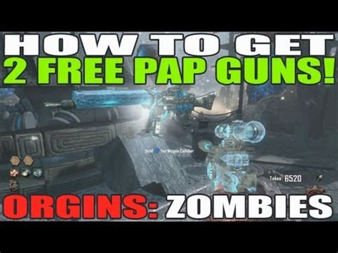 zombie solo tutorial origins 2 free pap guns no power on solo guide tutorial
