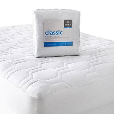 Jcpenney Mattress Covers by Jcpenney Home Classic Mattress Pad