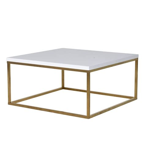 glossy white coffee table coffee tables living room