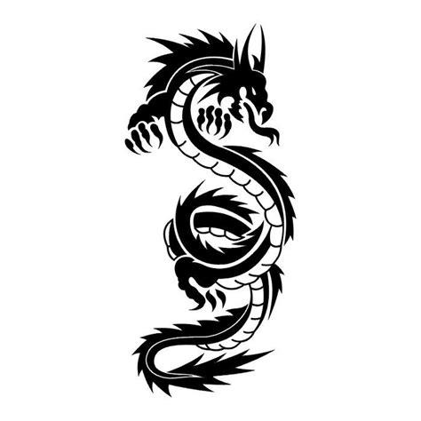 dark dragon tattoo designs designs tribal fashion club