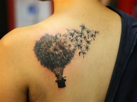 what do bird tattoos mean what does a dandelion onehowto