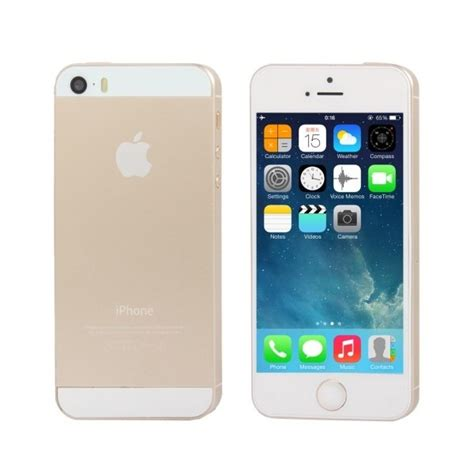 iphone 5s 32giga mod 232 le factice pour demonstration iphone 5s pas cher chez gsm smartphone chinois