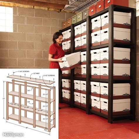storeroom solutions 12 simple storage solutions for small spaces family handyman
