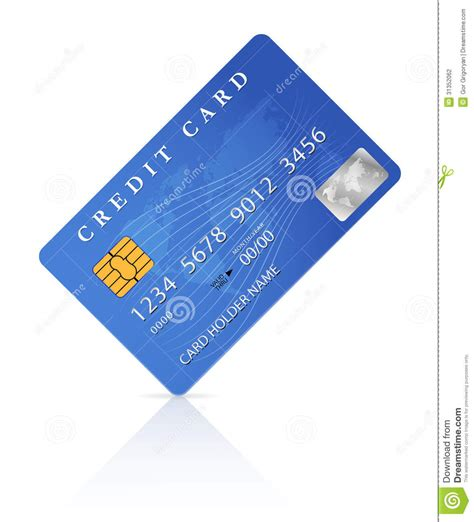 Credit Card Design Template Vector Credit Or Debit Card Design Stock Photography Image 31352062