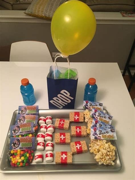 fortnight theme party  birthday parties
