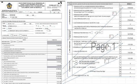 tutorial pengisian spt e faktur penyandingan 1770s dengan 1721 a1 e pajak forum pajak