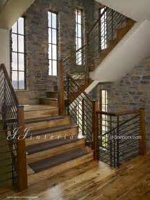 Rustic Stair Railing Ideas » Ideas Home Design