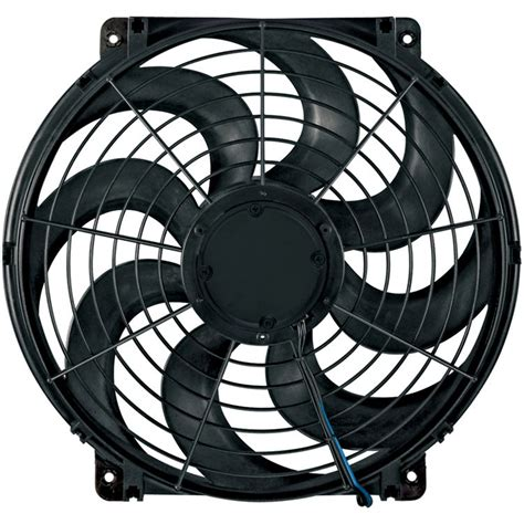 18 inch electric radiator fan flex a lite automotive 14 inch s blade reversible electric fan