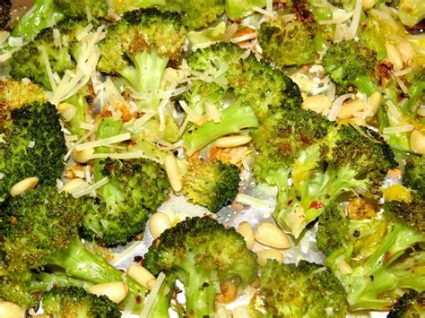 ina garten broccoli ina garten s parmesan roasted broccoli everyday cooking