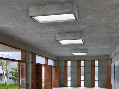 Ceiling Cement by L 225 Mpara De Techo Led De Cemento Cassero By Lucifero S
