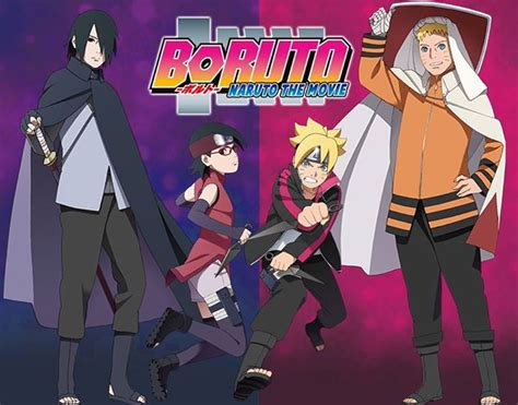 film boruto the movie bahasa indonesia kapan film boruto rilis di bioskop boruto naruto the movie