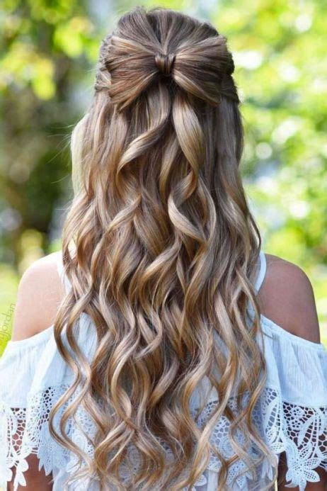 hairstyles for school brown hair 50 gorgeous prom hairstyles for long hair society19