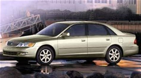 how to learn about cars 2001 toyota avalon parental controls 2001 toyota avalon specifications car specs auto123