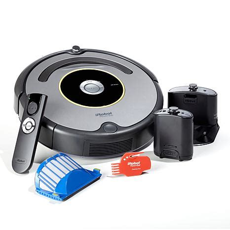 resetting roomba battery hsn irobot 174 roomba 174 630 robotic vacuum with remote