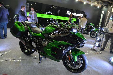 Kawasaki Auto by Kawasaki Auto Expo 2018 Team Bhp