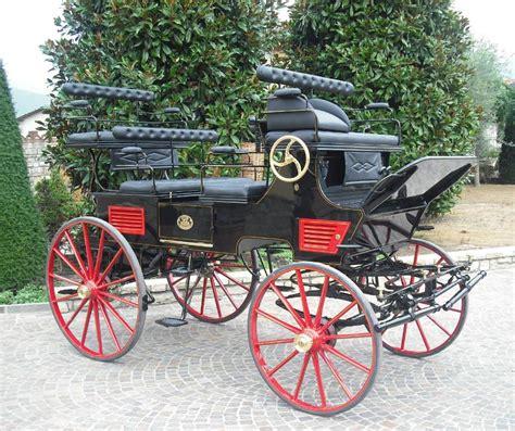 carrozza per cavalli carrozze per cavalli dispositivo arresto motori lombardini