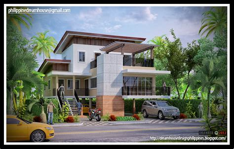 modern dream house design philippine house design house plans