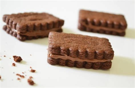 Handmade Biscuits Uk - bourbon biscuits recipe goodtoknow