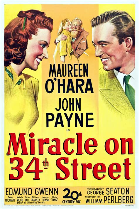 A Miracle On 34th 1947 Miracle On 34th