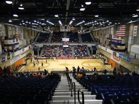 basketball arena utsa convocation center review utsa convocation center