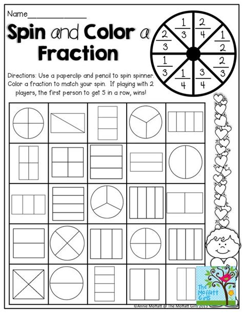 fraction wall game worksheet fractions worksheets 3rd fraction coloring worksheets pdf fractions decimals and